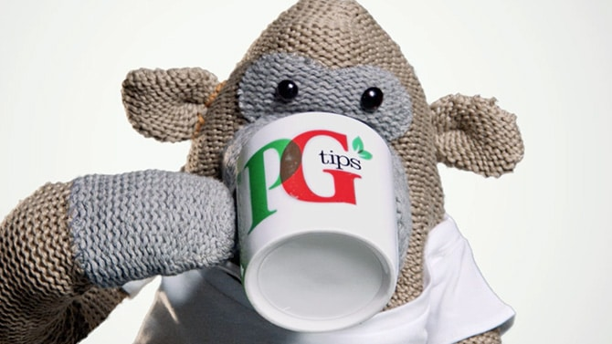 PG Tips 'energy drink'